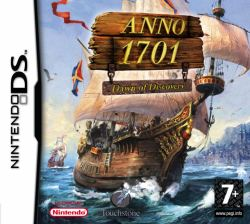 Box Art for Anno 1701: Dawn of Discovery.