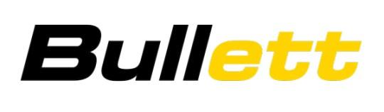 Bullett logo