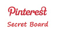 pinterest secret board
