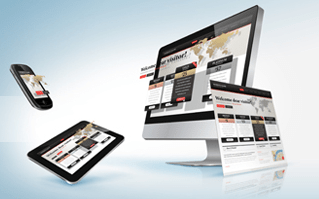 what is mobile responsive website