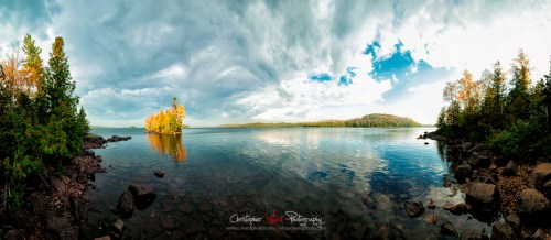 Boundary Waters Pano