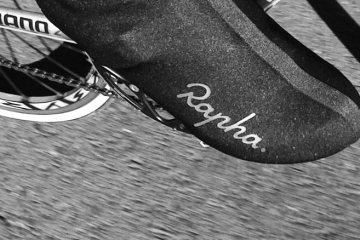 Cycleboredom | First Ride With Rapha Shoe Covers