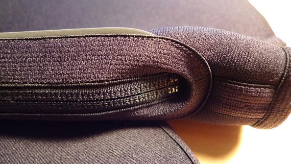 Rapha Overshoes Reinforced Zipper | Cycleboredom
