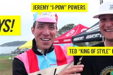 Behind The Barriers with Jeremy Powers
