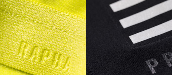 Cycleboredom | Rapha Pro Team Jacket Details