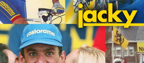 Cycleboredom | DOPINGSTOUR STARS T-SHIRT: Castorama - Jack Durand