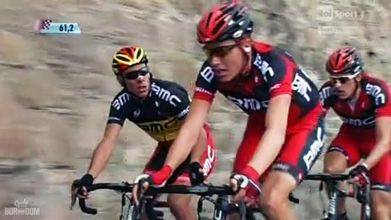 Cycleboredom | Screencap Recap: Milan-San Remo - Gilbert WTF?