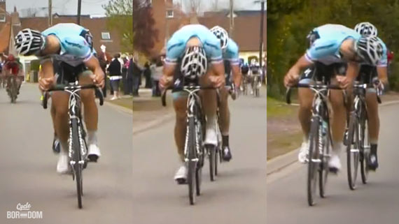 Cycleboredom | Screencap Recap: Paris-Roubaix - SchleckNecking™