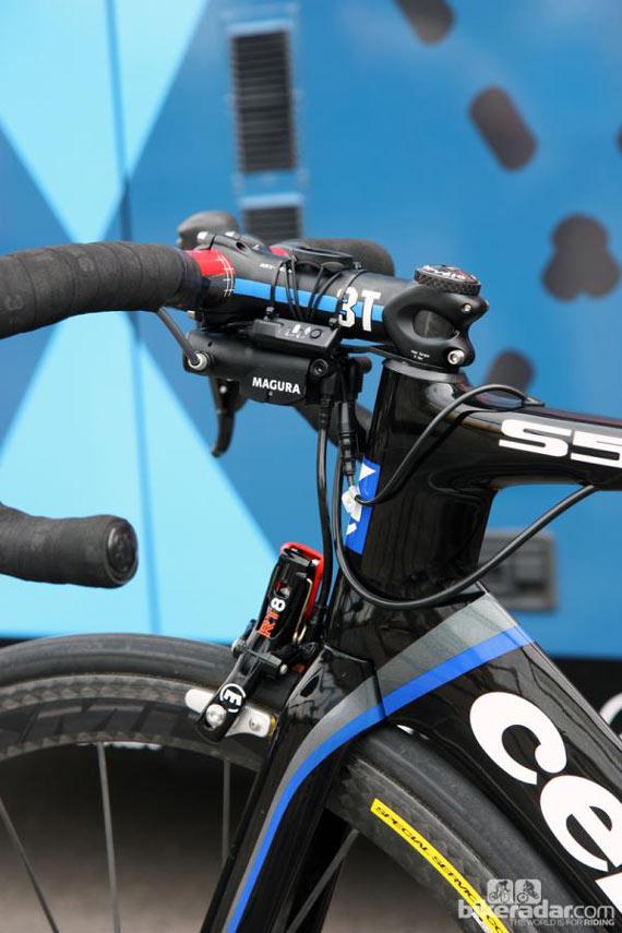 Cycleboredom   Le Tour Microdose: Prologue Kickoff - Garmin Tech