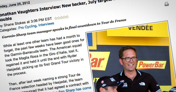 Pre-Tour Vacuum: Sponsorship Musical Chairs - Vaughters Says Things