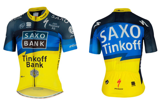 Cycleboredom | Pre-Tour Vacuum: Sponsorship Musical Chairs - Saxo/Tinkoff Kit