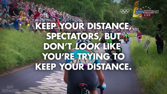 Cycleboredom | Screencap Recap: Men's Olympic Road Race - Spectate Casual