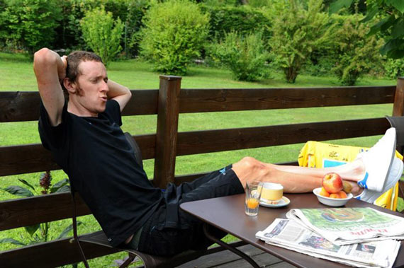Tour in Microdose: Rest Day Reflux (Late Late Edition) - Wiggins Shart