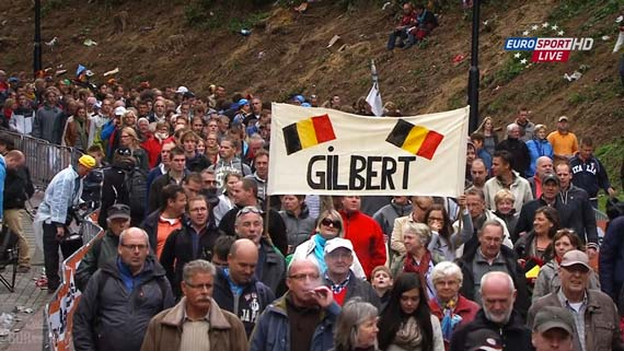 Cycleboredom | Screencap Recap: #Limburg2012 - As Well As This Sign