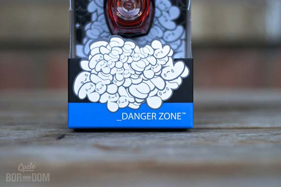 Cycleboredom | WIR: Portland Design Works Danger Zone™ - Deets
