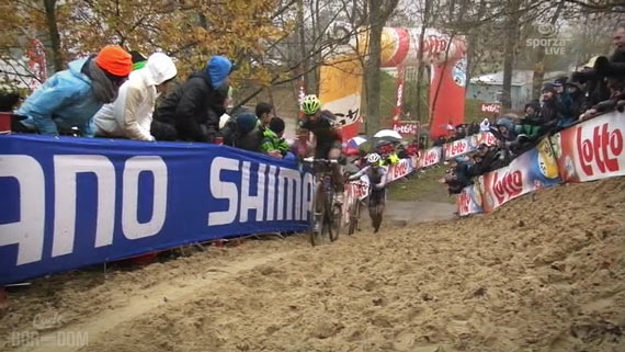 Weekend CX Ronden   Cycleboredom - Hill Crushing