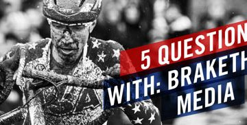 5 Questions With: BrakeThrough Media - Jeremy Powers At #CXWorlds