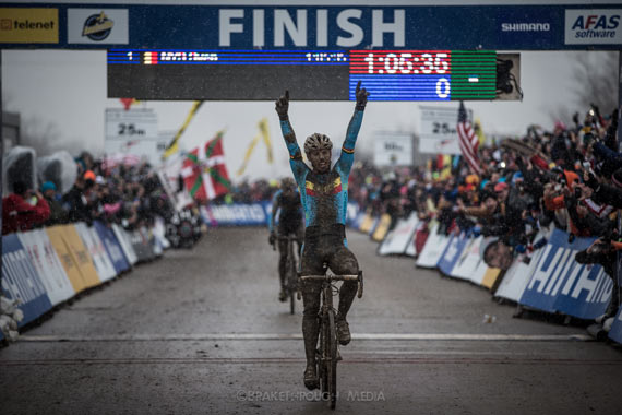 5 Questions With: BrakeThrough Media - Overwinnings Voor Sven Nys