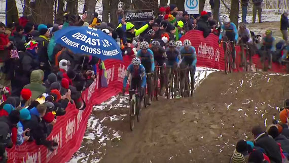 Screencap Recap: 2013 UCI Cyclocross World Championships - Not Belgium?