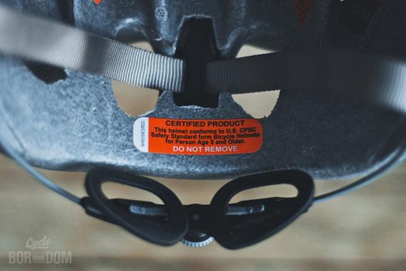 First Look: Catlike Whisper Helmet | Retention