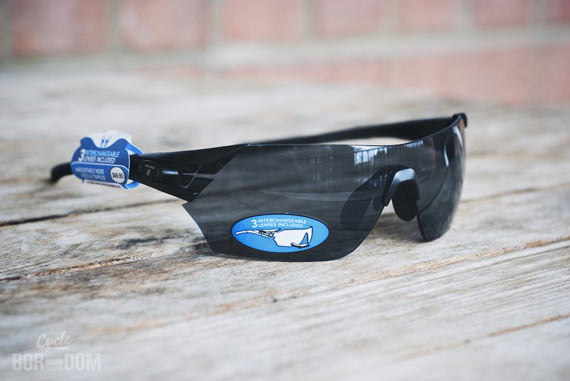 First Look: Tifosi Optics Podium - Stickers