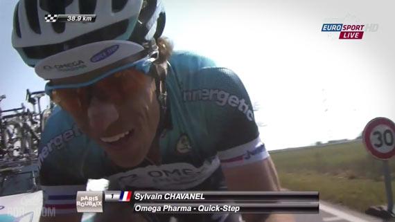 Screencap Recap: Paris-Roubaix 2013 - Chava