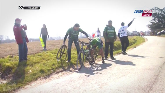 Screencap Recap: Paris-Roubaix 2013 - Turgot Also Races Bikes