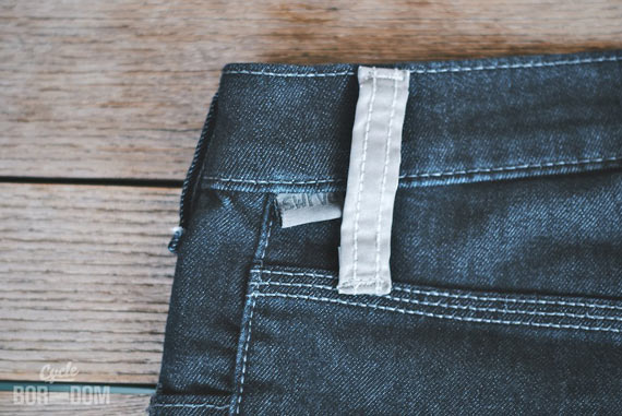 What I'm Riding: swrve Cordura Skinny Fit Jeans - Loop