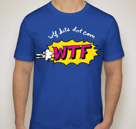 Shirt of the Week: @WTFKits