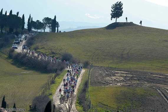 Ras Prep: Strade Bianche 2014