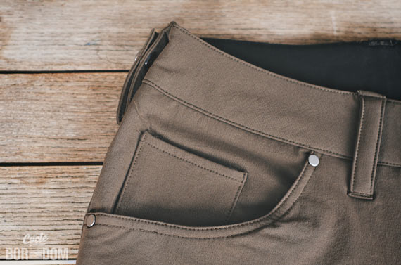 First Look: Shower's Pass Rogue Pant