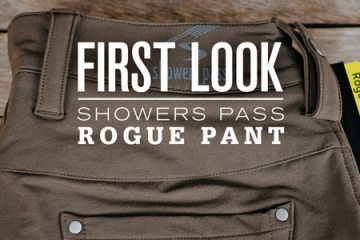 First Look: Showers Pass Rogue Pant