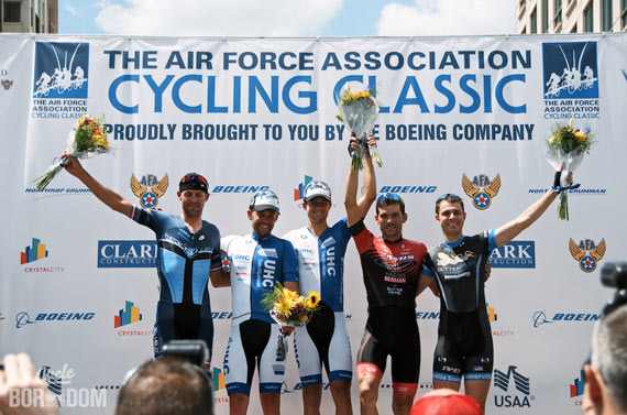 Photoset: 2014 Air Force Cycling Classic—Clarendon Cup