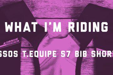 What I'm Riding: Assos T.Équipe_S7 Bibshorts