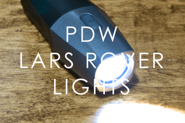 Released: Portland Design Works Lars Rover Lights