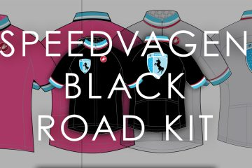 "Always been a fan of the kits Vanilla/Speedvagen have put out and this one's no different. Nieuw black Castelli made kit is pre-order only and deadline is March 1st. ""The black Speedvagen team kit is an evolution of the original Army Green version. Clean, crisp, balanced, and minimal, this is the collection that our team has been racing in exclusively for the last two years. We like offering something special to the Speedvagen family of owners, as well as to friends of the brand. The team kit seemed like just the thing. In addition to looking better than any of your riding buddies, every kit purchases helps to support the team. We hope you can join us this season, in person and in spirit, as we spread the gospel of riding hard, holding ourselves to a high standard, and being good to our fellow racers—all while looking for a few chances to poke some fun at ourselves!"" For the rest of the details and additional pieces check out Speedbloggen page, or the shop to pre-order. Speedvagen Black Road Kit Pre-OrderSpeedvagen Black Road Kit Pre-Order"