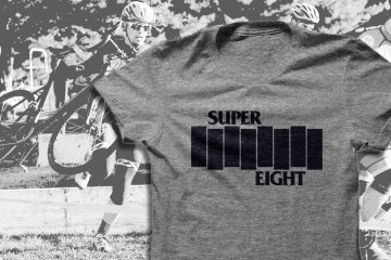 The CXOff: The Official Super 8 Tour Shirt