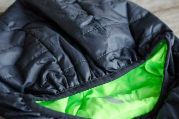 First Look: Endura Urban Flipjak Reversible Jacket - Main Image of Hood
