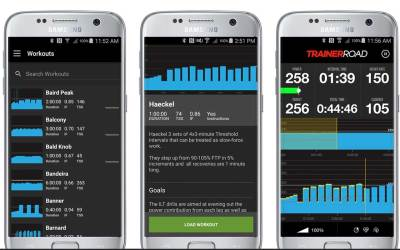 Released: TrainerRoad for Android
