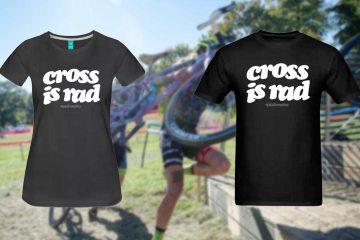 The CXOff: Cross Is Rad Shirt