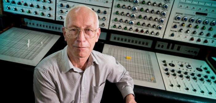 Rare Synthi-100 performance in Melbourne in April