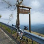 Nice sign near summit!