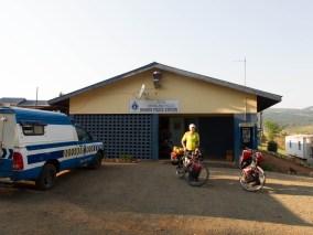Police station Swaziland
