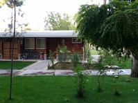 Nice bungalow style accommodation at the Persepolis Tourist Hotel
