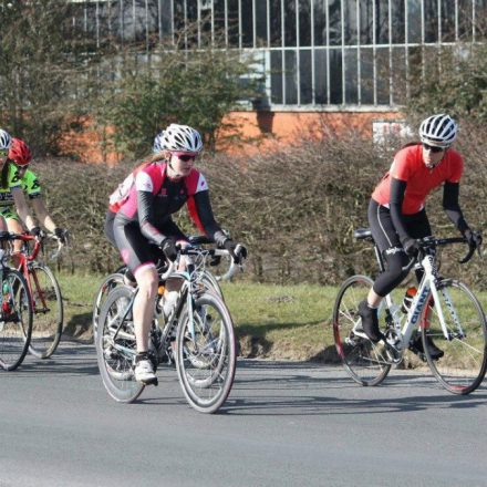 Women's Race Training comes to the North West and North Wales