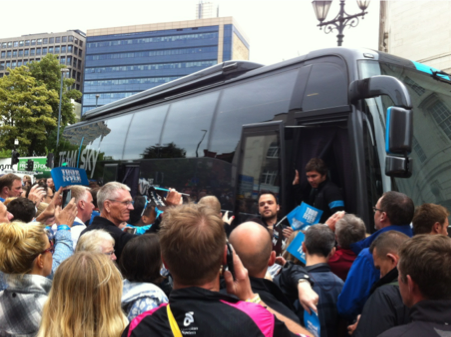Team Sky Bus aka The DeathStar