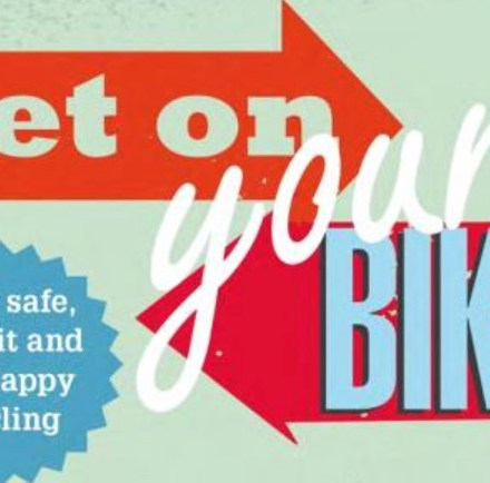 Win a Signed copy of 'Get on Your Bike' Closing Date: 21/12/14