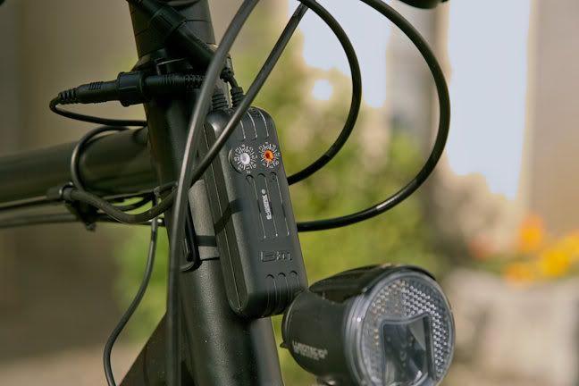 charger son smartphone à vélo