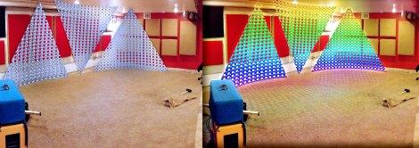 4.1.6 Myles de Bastion - Sound Reactive 3D Light Sculpture (Conceptual Mock-up 2013)