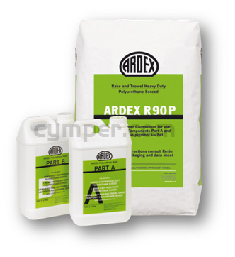 ARDEX R90P - Pavimentos poliuretano-cemento